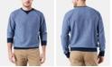 Dockers Men's Contrast Raglan Sweatshirt