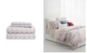 Lauren Ralph Lauren Lucie Ikat Stripe Sheets Collection