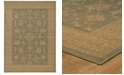 "Oriental Weavers Foundry 597Y5 Blue/Beige 6'7"" x 9'6"" Area Rug"