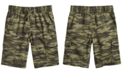 Epic Threads Big Boys Camo-Print Cotton Cargo Shorts, Created for Macy's