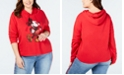 Modern Lux Trendy Plus Size Mickey Mouse Hoodie