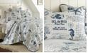 Levtex Home Beach Life Full/Queen Quilt Set with 2 Standard Shams
