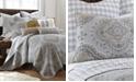 Levtex Home Solano Neutral Twin Quilt Set