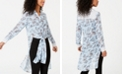 XOXO Juniors' Tie-Front Tunic Shirt