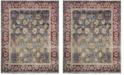 Safavieh Granada Blue and Fuchsia 8' x 10' Area Rug