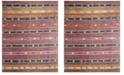 Safavieh Montage Rust and Multi 8' x 10' Area Rug