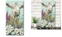 """Courtside Market Field Day Hide & Seek Gallery-Wrapped Canvas Wall Art - 12"""" x 24"""""""
