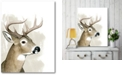 """Courtside Market New buck Gallery-Wrapped Canvas Wall Art - 16"""" x 20"""""""
