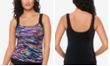 Reebok Glassworks Tankini Top