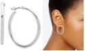 """Lauren Ralph Lauren Medium Hoop Earrings 1.2"""""""