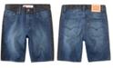 Levi's Big Boys 502 Regular Taper-Fit Denim Shorts