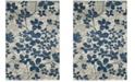Safavieh Evoke Gray and Light Blue 10' x 14' Area Rug