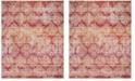 Safavieh Montage Pink and Multi 9' x 12' Area Rug