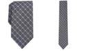 Perry Ellis Men's Brodie Grid Tie