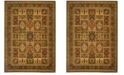 Safavieh Lyndhurst Multi and Green 11' x 15' Area Rug