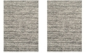 Safavieh Retro Ivory and Gray 6' x 9' Area Rug