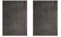 Safavieh Flokati Charcoal 4' x 6' Area Rug