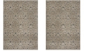 Safavieh Brentwood Light Gray and Blue 6' x 9' Area Rug