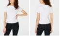 Ultra Flirt Juniors' Crewneck Baby T-Shirt