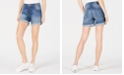 M1858 Hayley Cuffed Cutoff Shorts