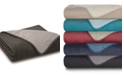Elite Home All Seasons Reversible Plush Twin Blanket