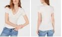 INC International Concepts INC Embellished V-Neck T-Shirt, Created for Macy's