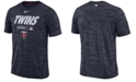 Nike Men's Minnesota Twins Velocity Team Issue T-Shirt