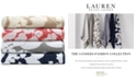 Lauren Ralph Lauren Sanders  Antimicrobial Floral Bath Towel Collection