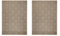 """Safavieh Cottage Gray and Beige 8' x 11'2"""" Area Rug"""