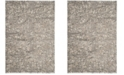 Safavieh Meadow Beige and Gray 4' x 6' Area Rug