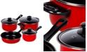 Gibson Chef Du Jour 7 Piece Cookware Set