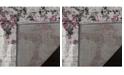 Safavieh Skyler Gray and Pink 4' x 6' Area Rug
