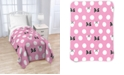 Disney Minnie Mouse XOXO Throw
