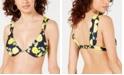 Trina Turk Lemon Love Underwire Bikini Top