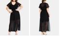 City Chic Trendy Plus Size Spirited Maxi Dress
