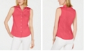 Charter Club Collared Shirt, Created for Macy's