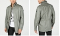 A|X Armani Exchange Men's Caban Coat