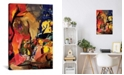 """iCanvas """"Inferno"""" By Kim Parker Gallery-Wrapped Canvas Print - 26"""" x 18"""" x 0.75"""""""