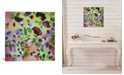 """iCanvas """"Morning Glories"""" By Kim Parker Gallery-Wrapped Canvas Print - 37"""" x 37"""" x 0.75"""""""