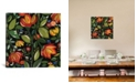 """iCanvas """"Haitian Flowers"""" By Kim Parker Gallery-Wrapped Canvas Print - 18"""" x 18"""" x 0.75"""""""