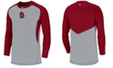Nike Men's St. Louis Cardinals Authentic Collection Game Top Pullover