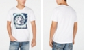 True Religion Men's Tie Dye Buddha T-Shirt