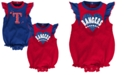 Outerstuff Baby Texas Rangers Double Trouble Bodysuit Set