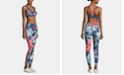 Champion Phys Ed Printed High-Rise Leggings