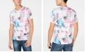 GUESS Men's Graffiti Print T-Shirt
