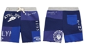 Polo Ralph Lauren Little Boys Twill Terry Graphic Shorts