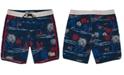 """Billabong Men's Lineup Printed 19"""" Board Shorts"""