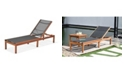 Amazonia Patio Chaise Lounger