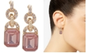 Lauren Ralph Lauren Stone & Crystal Drop Earrings