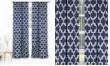 "Duck River Textile Lkyra Blackout Pair Panels 38"" x 84"""